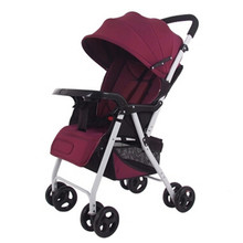 Cheap baby stroller More Comfortable Baby Trolley many Colors For Choosing Best Gift To Newborn Baby