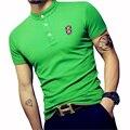 Camisa dos homens T Novo Verão de Manga Curta T Camisas Casual Sólidos Tops t-shirt dos homens Slim Fit T Camisa O Pescoço Roupas Masculinas Plus Size 5XL