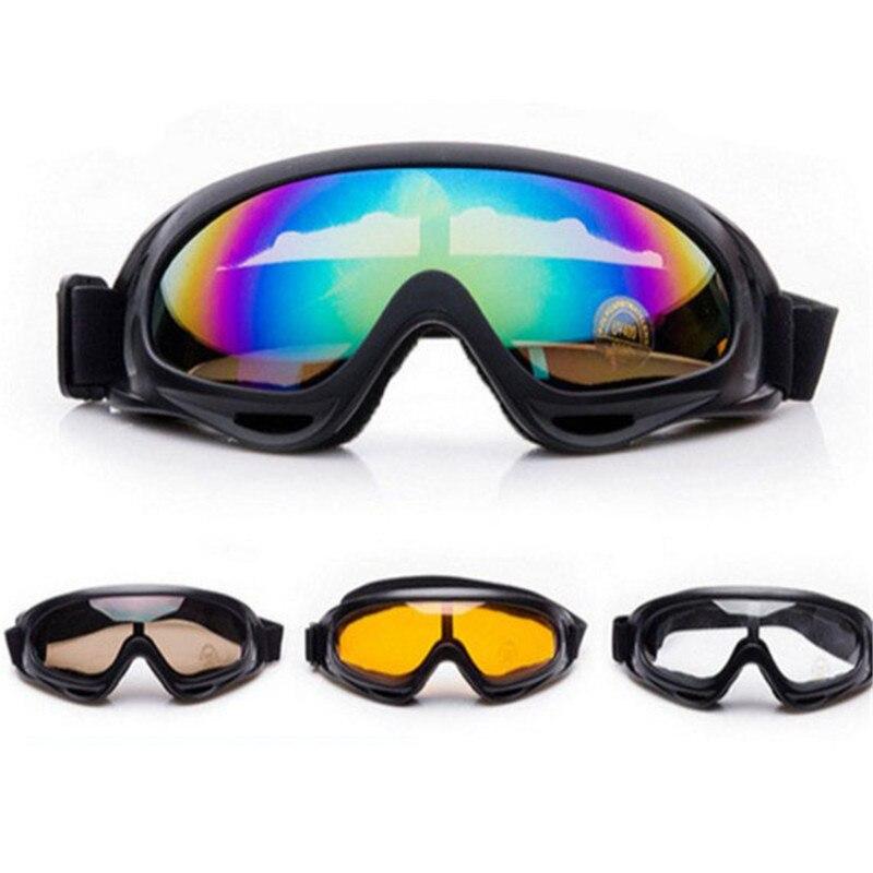 Открытый доказательство ветра езда Спорт безопасности горнолыжные очки песка доказательства CS съемки защита глаз очки Альпинизм Clambing очки