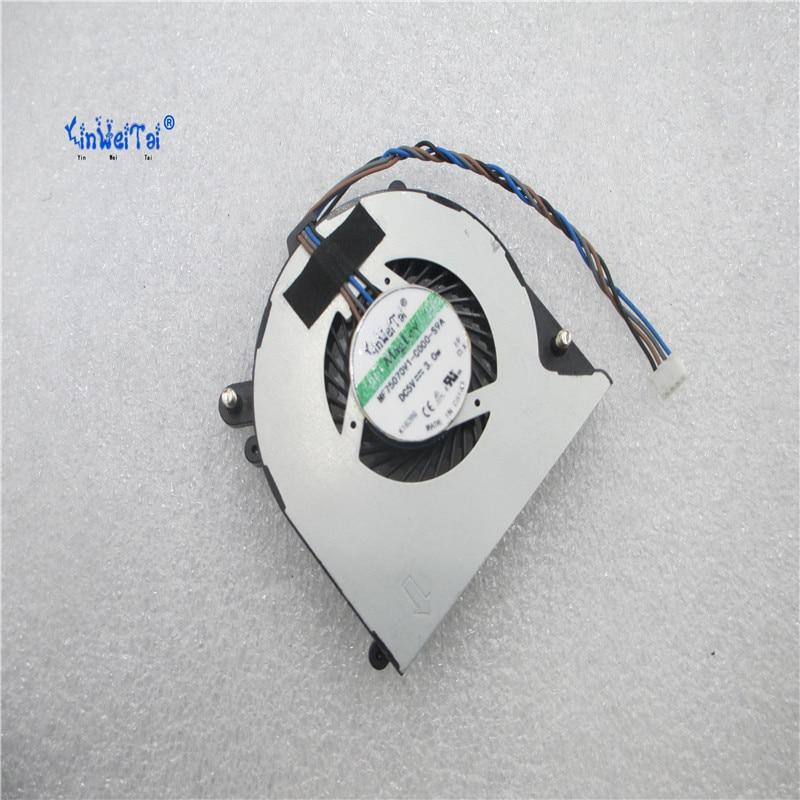 все цены на New and Original CPU fan for HP KSB0505HA-C A01 5v 0.4A  New and Original CPU fan онлайн