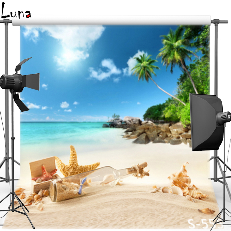 MEHOFOTO Seaside Vinyl Photography Background For Wedding Starfish New Fabric Flannel Photo Background For Photo Studio 555 vinyl photography background backdrop for wedding concrete wall new fabric flannel background for children photo studio 774