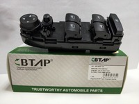 BTAP 5 PCS German Specification Right hand drive Window Lifter Switch Button WITHOUT PANEL For BMW E90 E91 2008 2012 61319217331
