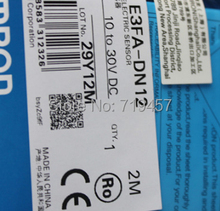 FREE SHIPPING E3FA DN12 2M photoelectric switch
