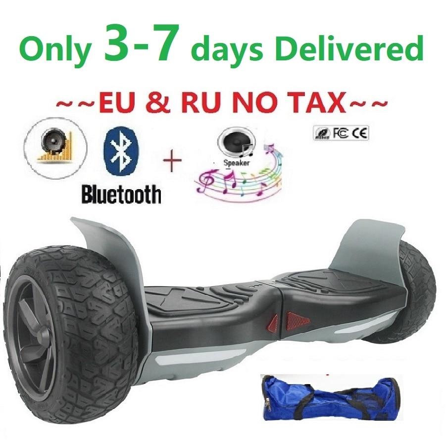 Hummer Hoverboard Elettrica auto bilanciamento scooter 2 ruote di skateboard giroskuter o gyropode equilibrio Intelligente elettrico ruote di scooter