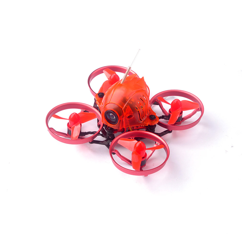 Happymodel Snapper6 65mm Micro 1S Brushless FPV Racing RC Drone w/ F3 OSD BLHeli_S 5A ESC BNF Compatiable Flysky/Frsky Receiver