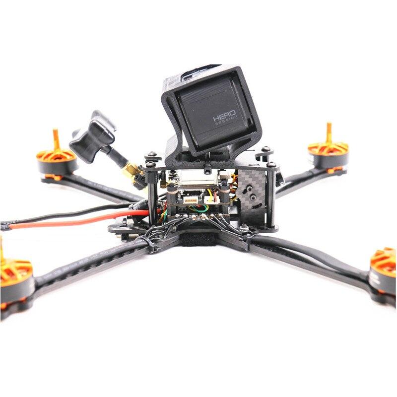 Eachine Tyro129 280 мм FPV гоночный Дрон PNP F4 OSD DIY 7 дюймов w/gps Caddx.us Turbo F2 радиоуправляемые игрушки радиоуправляемые вертолеты - 3