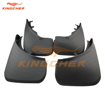 High quality ABS Mudguard Mud Flaps Splash Guard Fender Fit FOR Land Rover Range Rover Vogue 2009 2010 2011 2012