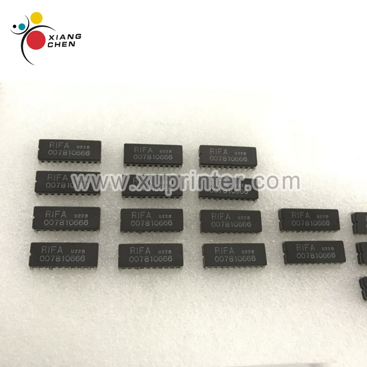 RIFA 007810666 Chip of MOT Board IC MIC 81 186 5315 MOT Board IC MOT Chip