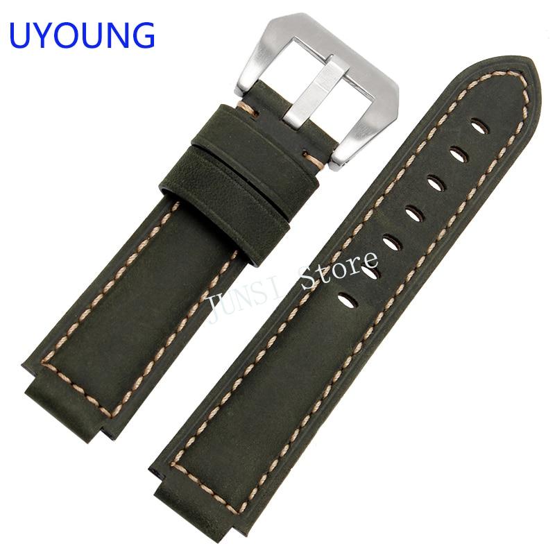 רצועת השעון UYOUNG 24X16 מ