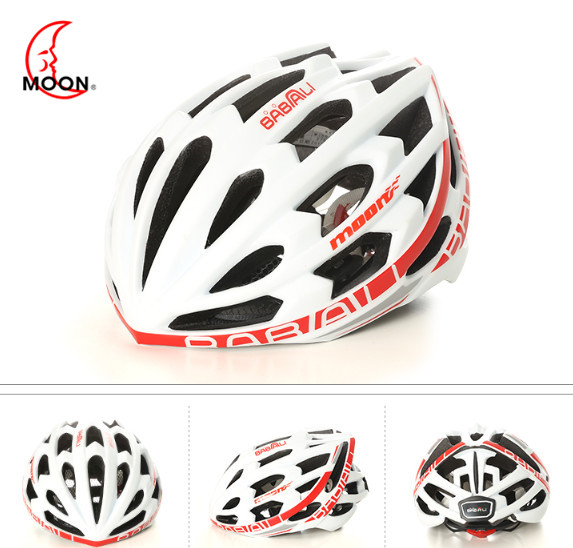 MOON APS011 music helmet Bluetooth bicycle helmet PC in mould cycling adult helmet цена