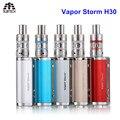 100% Original E Cigarette Vapor Storm H30 30W 2200mah with EC Subtank Kit Vape Electronic Cigarette Vaporizer Box MOD