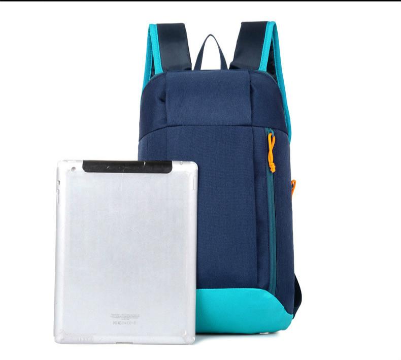 Waterproof S ports Backpack Out Door Luggage Shoulder Women Men School Bags Bagpack Mini Small Teenage Travel Rucksack 7