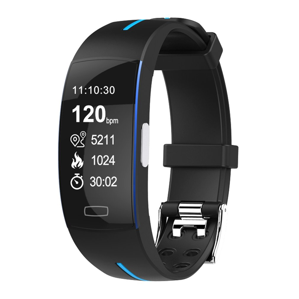 Smart Watch P3 ECG+PPG Monitor Blood Pressure Watch Heart Rate Sport Fitness Tracker Smart Bracelet for IOS Android smart watch f07 heart rate monitor sport watch blood pressure fitness tracker waterproof fitness bracelet for ios android