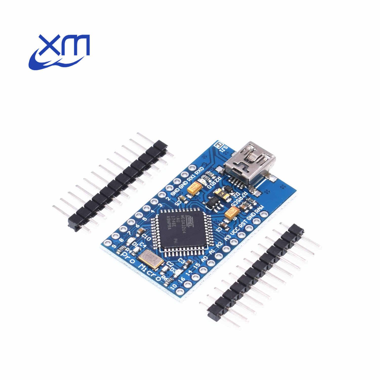 10PCS ATmega32u4 Module Micro 5V 16MHZ Board Replace Pro Mini Nano For Arduino