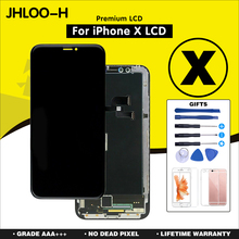 Grade AAA LCD Display Replacement For iPhone X OLED Quality LCD Module with Touch Screen Digitizer Assembly No Dead Pixel