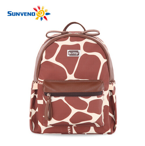 SUNVENO PU Leather Baby Bag Organizer Tote Diaper Bags Mom Backpack Mother Maternity Bags Diaper Backpack Large Nappy Bag sunveno pu leather baby bag organizer tote diaper bags mom backpack mother maternity bags diaper backpack large nappy bag