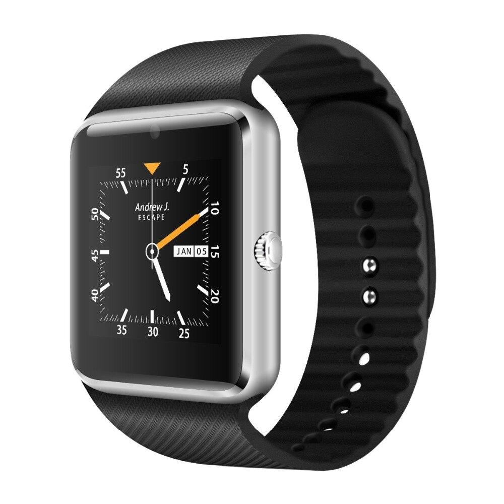 GT08 Plus Smart Watch Support SIM Card Camera Pedometer WIFI Bluetooth 4.0 Waterproof Sleep Monitor Track WristWatch Smartwatch 2016 bluetooth smart watch gt08 for