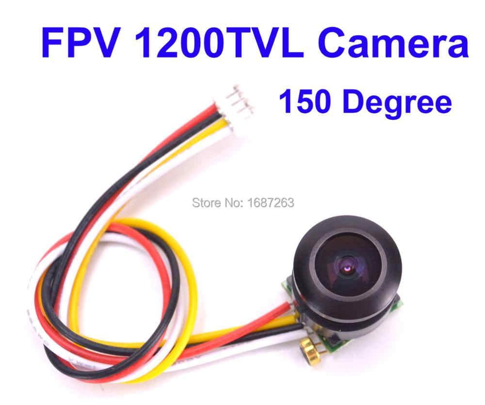 Мини 1200TVL 150 градусов супер маленький Цвет Видео FPV камера с аудио PAL для FPV мини 180 210 250 гоночный Дрон Квадрокоптер