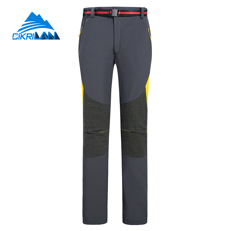 Anti wear Windbreaker Outdoor Camping Hiking Pants Women Trekking climbing fishing Breathable thermal Pantalon Senderismo