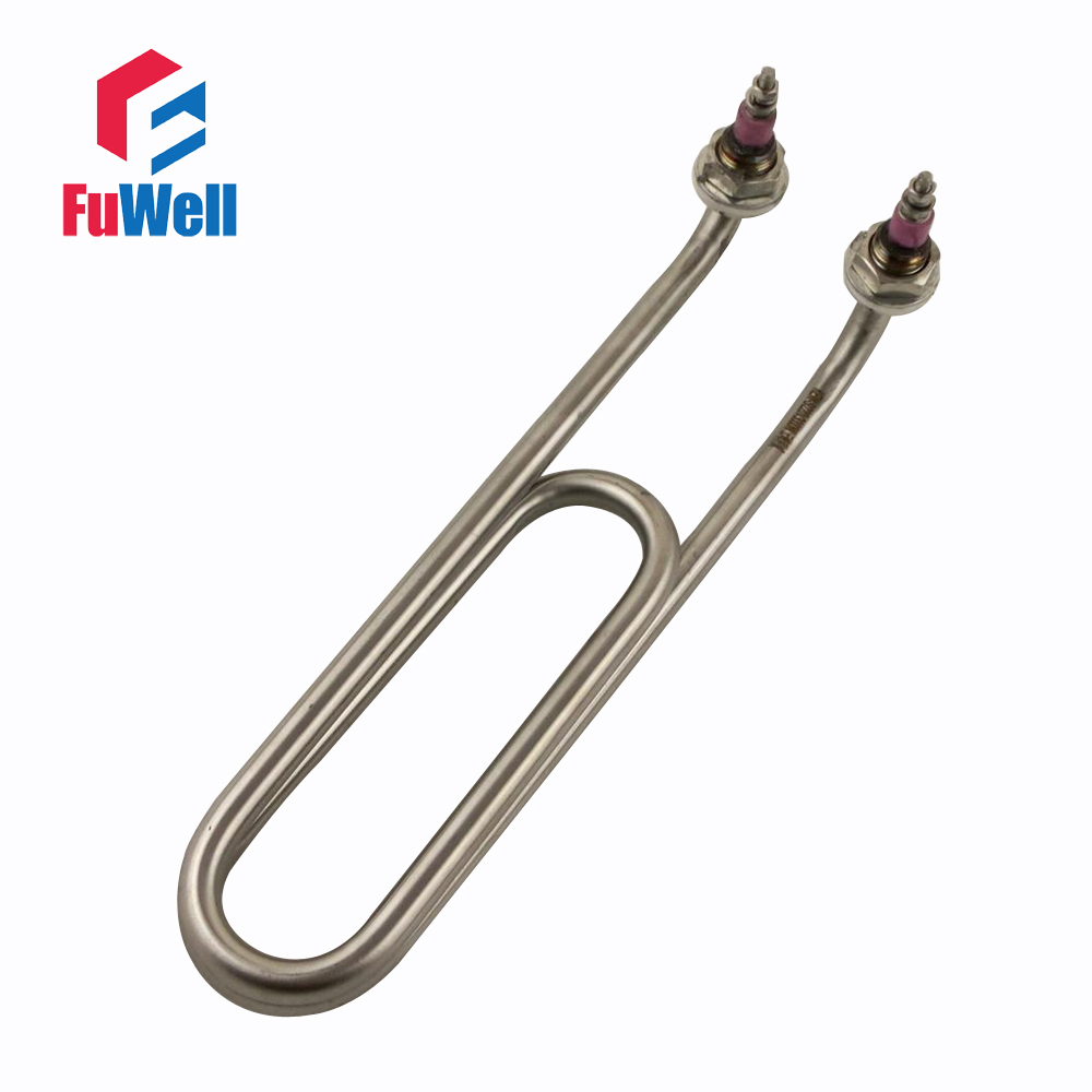 304 Stainless Steel Heating Element Bending Double U Shaped Electric Heating Tube Heater(Custom Welcomed)304 Stainless Steel Heating Element Bending Double U Shaped Electric Heating Tube Heater(Custom Welcomed)