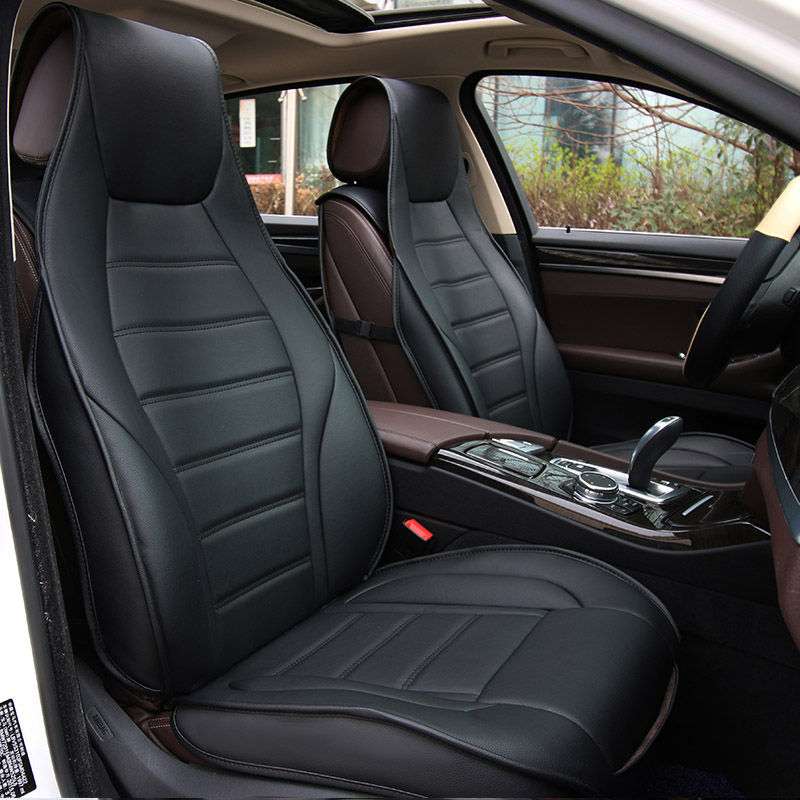 2015 Jaguar Prices: Only 2 Driver Seat Leather Car Seat Covers For Jaguar XJ6L