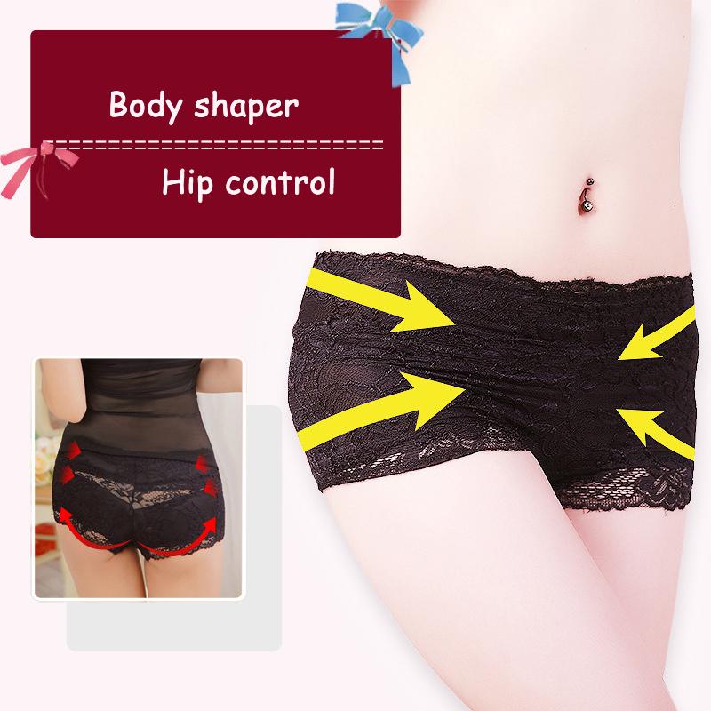14d513c94f438 Lace Control Panties Pelvic corrector Functional Body Underwear ...