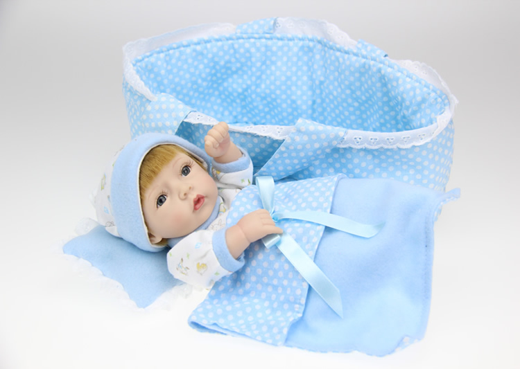Buy Reborn baby doll kit full vinyl bebe reborn de silicone lifelike baby doll silicone reborn baby dolls sale