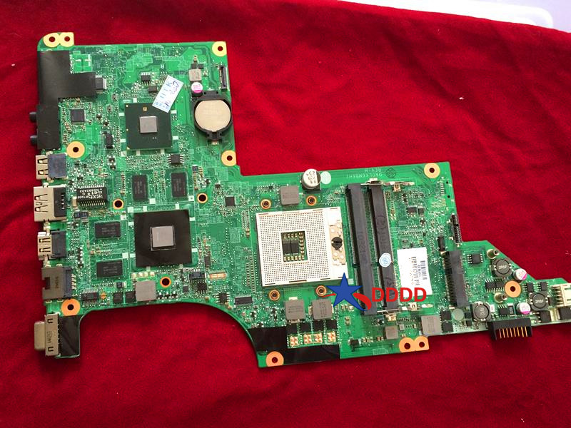 Original 630279-001 Motherboard FOR Hp Dv6-3000 Laptop S989 31Lx6Mb01K0 Da0Lx6Mb6H1 fully tested dx7 unlock print head printhead f189010 for epson b300 b500 b308 b508 b310 b510 b318 b518