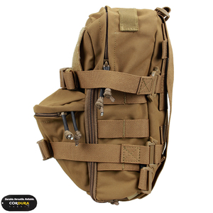 Image 2 - TMC Mini bolsa de hidratación Molle, mochila de Paintball Airsoft, equipo de combate, mochila para deportes de senderismo, 2503