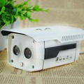 Free shipping CCTV 1300TVL Sony CCD Security Camera IR LED Optional lens CCTV Surveillance Camera