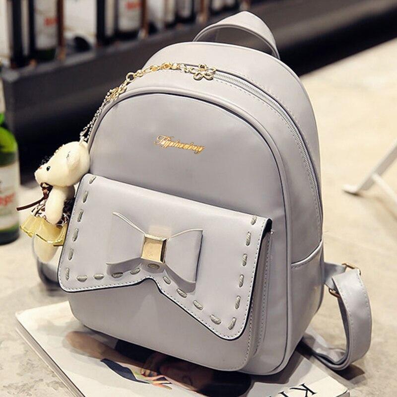 viagem feminino mochila mochilas moda Abacamento / Decoração : Apliques