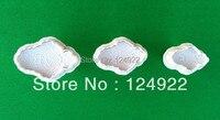 Großhandel 10 Sätze B-891 Neue Floral-Art (3 Teile/satz) Cake Decokern-scherblock-fondant-zuckerfertigkeit Mold DIY Werkzeug