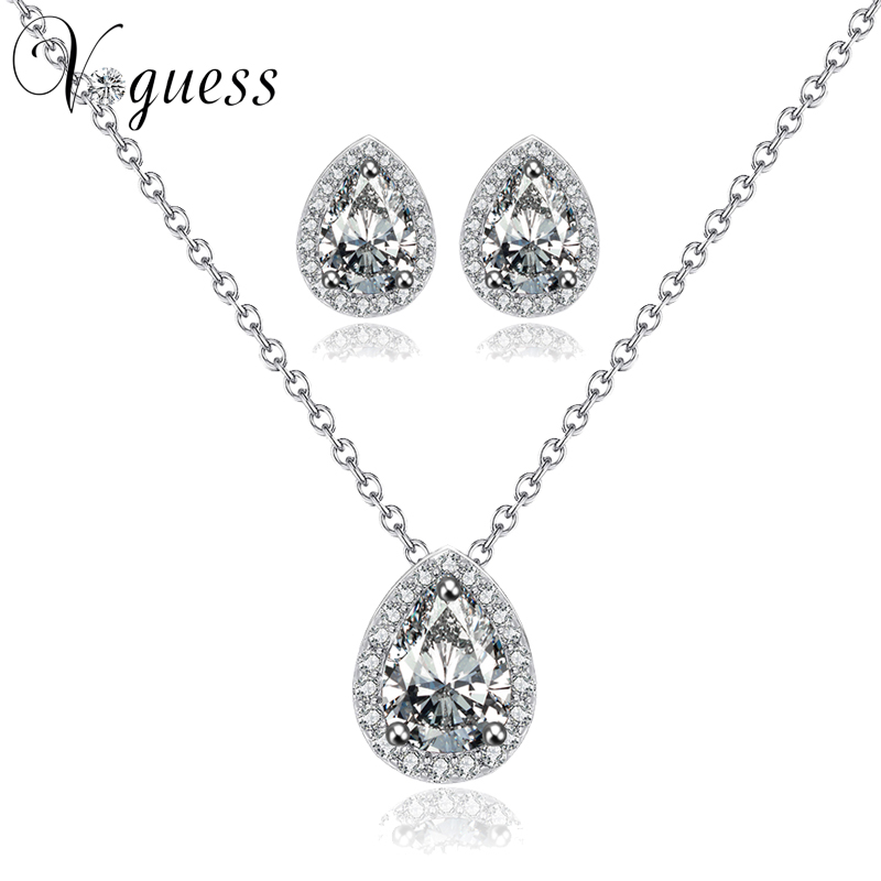 VOGUESS Hot Selling Engagement Jewelry Ss