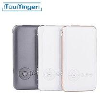5000mah Touyinger Everycom S6 בתוספת פיקו כיס נייד מקרן עבור smartphone אנדרואיד dlp wifi מיני led אנדרואיד Bluetooth