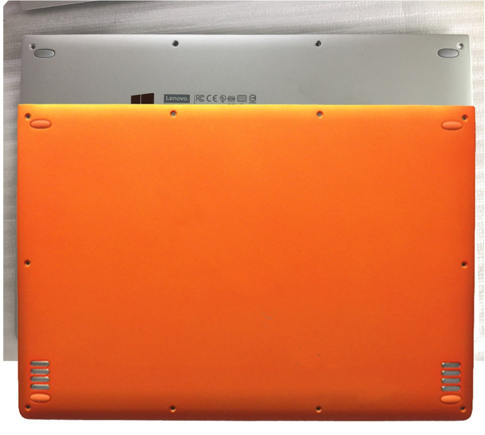 New For Lenovo Yoga 4 Pro Yoga 900 Bottom Base Cover Case AM0YV000300 AM0YV000310 AM0YV000320 gzeele new for lenovo yoga4 pro yoga 900 bottom base cover case silver am0yv000300 lower case orange am0yv000320