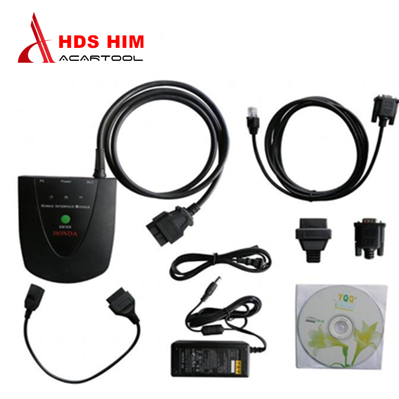 high quality HDS Diagnostic Tool System for Honda good price HDS HIM Diagnsotic System for honda hds with Double Board 2017 fvdi2 abrites commander for honda hds v3 016 with free j2534 drewtech software