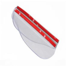 Горячая Распродажа супер горячая TYPE-R зеркало заднего вида автомобиля дождь брови шторм фартук AE-030 подарок 17 мая