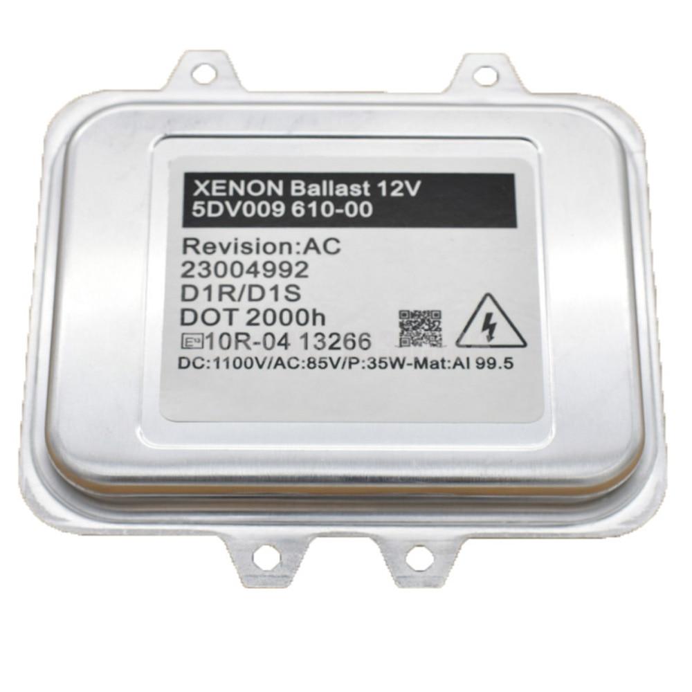 NEW 5DV 009 610-00 5DV009610-00 5DV00961000 Xenon Xenius Ballast 610 00 D1S ECU For Skoda Octavia For BMW X5 X6 7PP941597A printio генералы 2018 года спаниель и ротвейлер