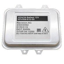 NOVA 5DV 009 610 00 5DV009610 00 5DV00961000 Xenon Lastro Xenius 610 00 D1S ECU Para Skoda Octavia para BMW X5 X6 7PP941597A