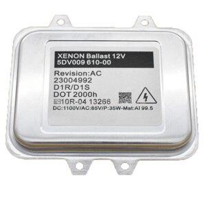 Image 1 - Xenius балласт, 5DV 009 610 00 5DV009610 00 5DV00961000 ксенон Xenius 610 00 D1S ECU для Skoda Octavia для BMW X5 X6 7PP941597A