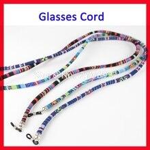 Free Shipping 1pc Cotton Eyewear Spectacle Sun Glasses Neck Cord Sunglasses Chai