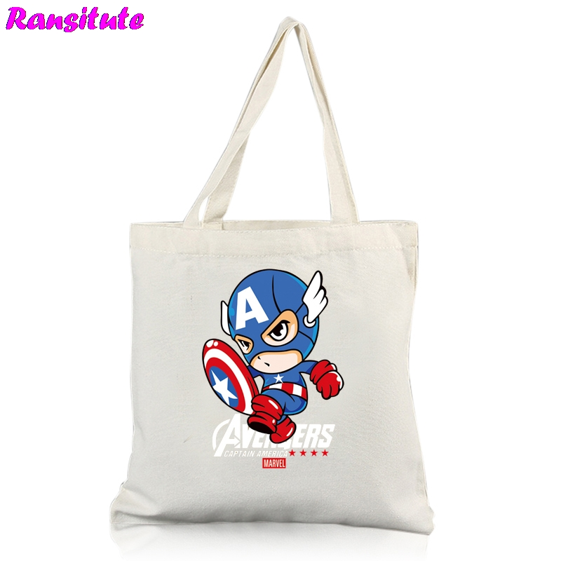 Ransitute R321 Captain America 2 DIY Clothes Stickers Patch Couple T-shirt A Grade Powder Thermal Transfer Decoration Hot Map