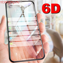 6D full coverage tempered glass phone case for oneplus 6 5 5t screen protector protective front cover one plus 5T