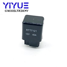 1 pcs 4pin 12v 40A Car Truck Motor Automotive relay 12V for Head Light Air Conditioner