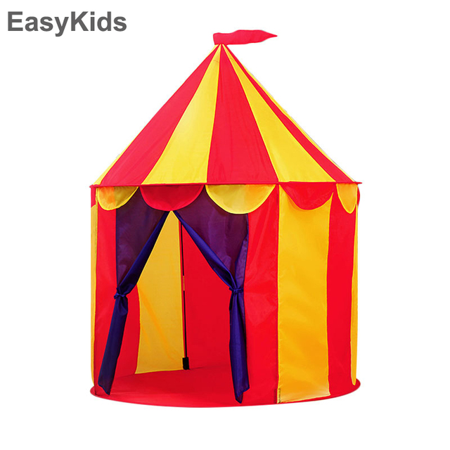 Kids Toys Tents Baby Portable Foldable Cubby Play House Hut Teepee Tipi Tents Princess Prince Pirate  sc 1 st  AliExpress.com & Kids Toys Tents Baby Portable Foldable Cubby Play House Hut Teepee ...