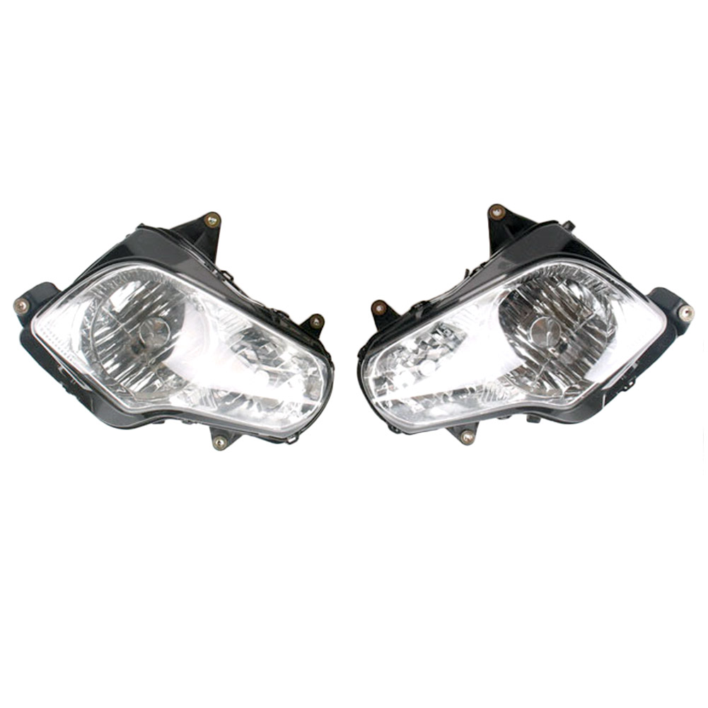 Motorcycle Front Headlight Headlamp Assembly for Honda
