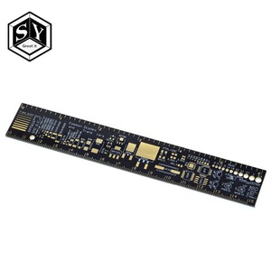 GREAT IT PCB Ruler For Electronic Engineers For Geeks Makers For Arduino Fans PCB Reference Ruler PCB Packaging Units v2 - 6
