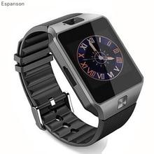 Espanson dz09 Sport Smart watch Sync Notifier Support Sim Card Bluetooth Connectivity Apple iphone Android Phone