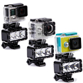 Black friday Gopro led flash light Underwater 30m diving POV Flash Fill Light  High Light For Gopro 4 3+ 3 xiaomi yi accessories