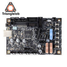 Trianglelab Einsy רמבו 1.1b Mainboard עבור Prusa i3 MK3 MK3S 3D מדפסת TMC2130 צעד נהגים 4 Mosfet להעביר יציאות